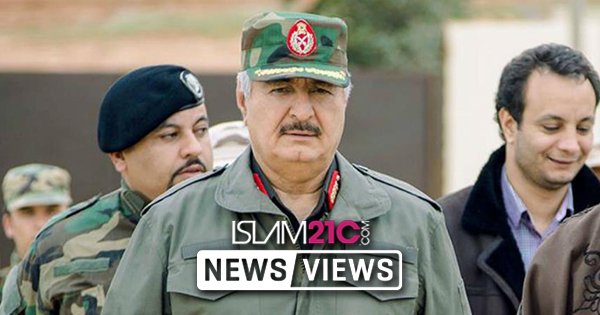 """General Haftar seeks to """"choke"""" Derna in his quest to rule"""