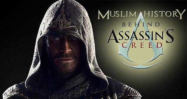 The Muslim History Behind Assassins Creed Islam21c