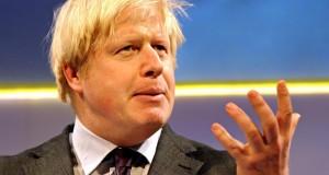 Boris Johnson: lagging behind on carbon targets