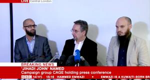 CAGE press conf