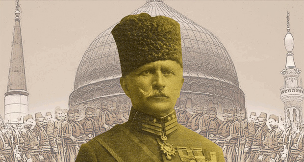 """In Defence of Fahreddin Pasha, the """"Defender of Madinah"""""""