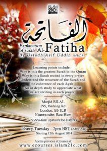 Fatiha mailshot