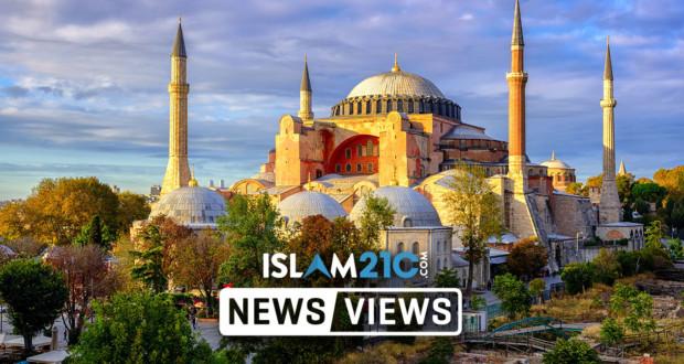 Hagia Sophia To Be Called A Mosque Says Erdogan Islam21c