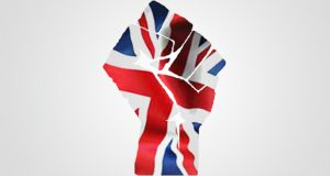 UK MUSLIM FIST