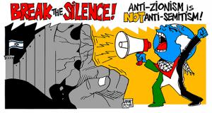anti semitism zionism
