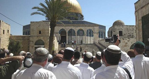 Zionist Extremists Have Stormed Al-Aqsa Mosque Compound