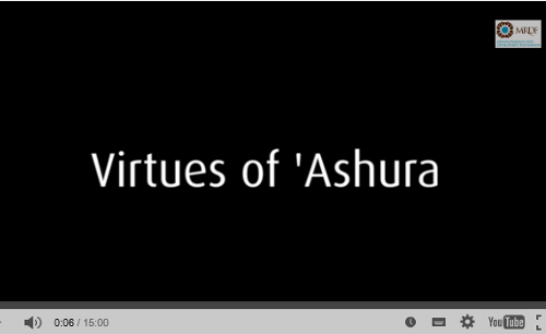 virtues of ashoora