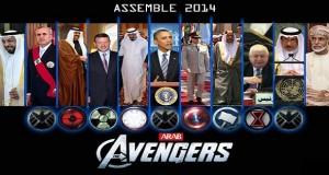 avengers use