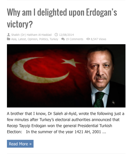 delighted erdogan victory