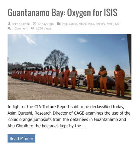 guantanamo bay oxygen for isis