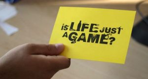 is life just a game?