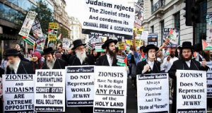 jews vs zionism
