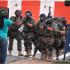 militarization...
