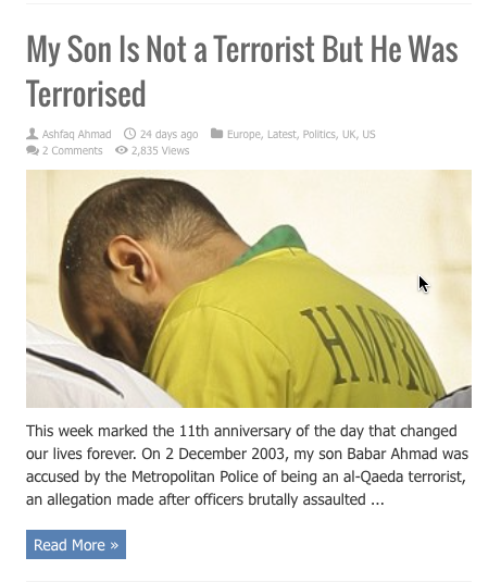 my son is not a terrorists