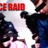 police raid contrast