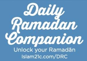 Daily Ramadan Companion