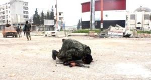 syria prostration