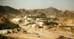 Muhayrigah Village in the Arabian Shield of Al-Quwayiay Region, Saudi Arabia قرية محيرقة