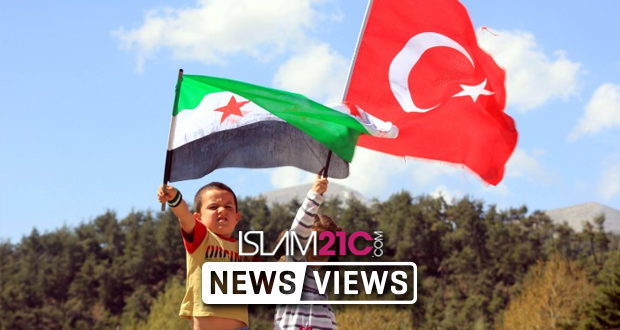 A header image for News Views on Syrian babies born in Turkey